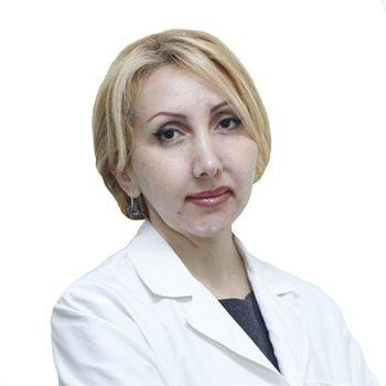 Анна Юрьевна Погосян